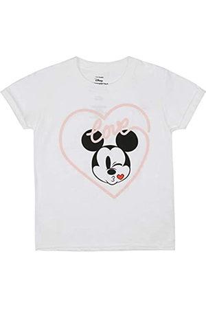 Disney Mickey Love Kiss Camiseta
