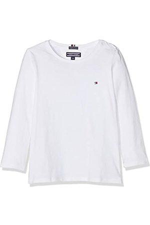 Tommy Hilfiger Girls Basic Cn Knit L/s Camiseta