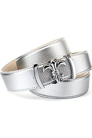 Anthoni Crown 1ALTS Cinturón, Silber 101