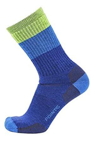 Desconocido Unknown - Calcetines de Senderismo para Hombre, diseño de Rayas, Hombre, Calcetines, POIN-112562252M
