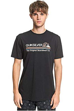 Quiksilver Stone Cold Classic Jr Camiseta de Manga Corta, Hombre