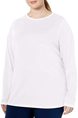 Amazon Plus Size Tech Stretch Long-Sleeve T-Shirt Fashion-t-Shirts