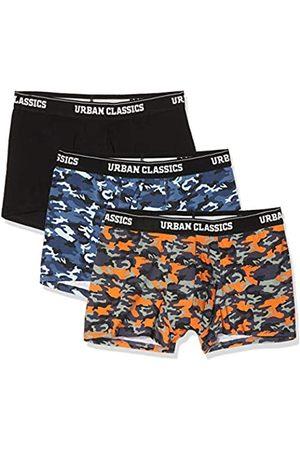 Urban classics Boxer Shorts 3-Pack Unterhosen Ropa Interior