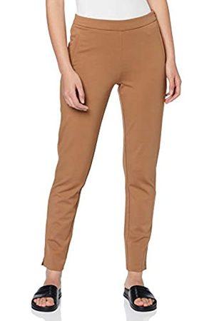 Pieces Pcklara MW Slim Pant BF Pantalón