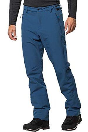 Jack Wolfskin Activate - Pantalones de Invierno para Hombre (Softshell), otoño/Invierno, Hombre