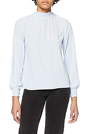 Dorothy Perkins Plain Shirred Neck Top Blusas