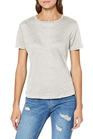 Only Onlpatrice SS Linen Dnm tee PAL Camiseta