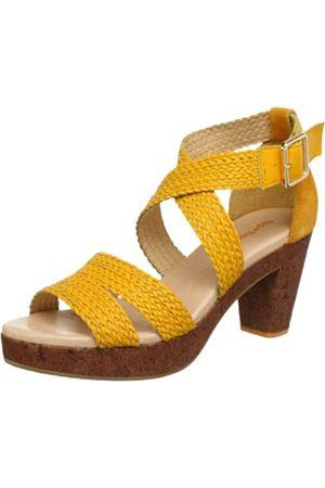 flip*flop Tahiti 10203 - Sandalias de Lona para Mujer, Color