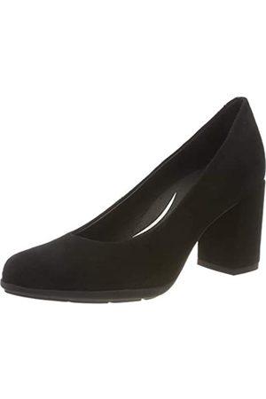 Geox D New ANNYA A, Zapatos de Tacón para Mujer, (Black C9999)