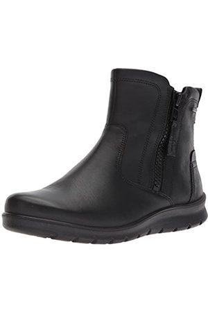 Ecco Babett Boot, Botines para Mujer, (BLACK11001)