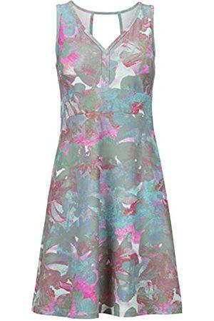 Marmot Wm's Becca Dress Vestido Largo, con Tirantes, protección UV, Transpirable, Secado rápido, Mujer