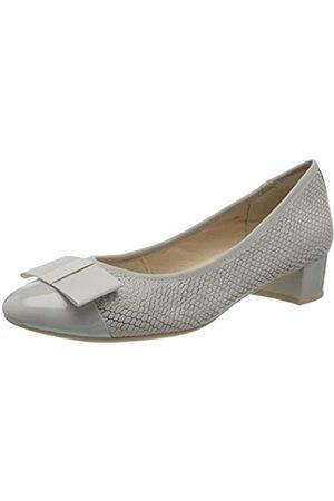 Caprice Ingrid, Zapatos de Tacón para Mujer, (LT Grey Comb 208)