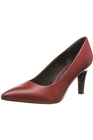 s.Oliver 5-5-22432-33 500, Zapatos de Tacón para Mujer, (Red