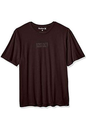 Hurley M Dri-Fit O&O Small Box S/S tee Camisetas, Hombre