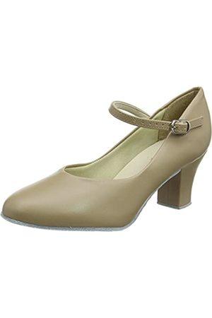 So Danca Ch792 Zapatillas de Baila Moderno y Jazz Mujer, (Tan)