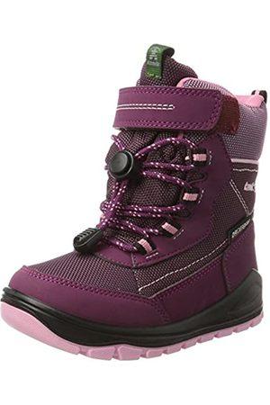 Kamik Indiana, Botas de Nieve para Niñas, Violett (Plum-Prune)