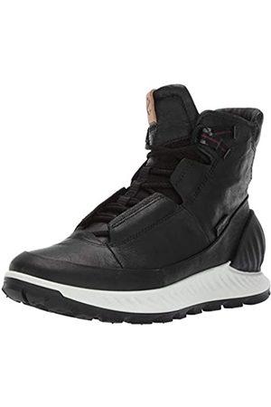 Ecco EXOSTRIKEM, Zapatos de High Rise Senderismo para Hombre, (Black/Black 51052)