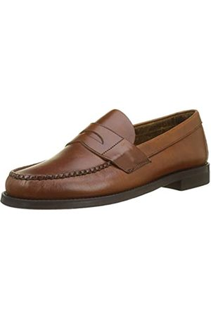 SEBAGO Classic Dan Waxy, Mocasines (Loafer) para Hombre, Marron (Brown Cinnamon 922)