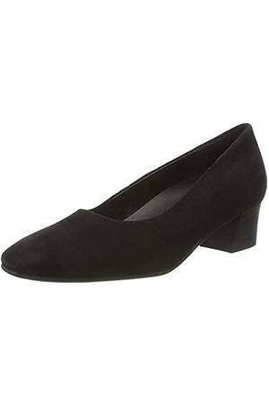 Gabor Shoes Comfort Fashion, Zapatos de Tacón para Mujer, (Schwarz 47)