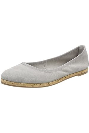 Tamaris 22197, Zapatos de Ballet para Mujer, (Grey)