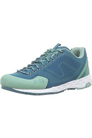 Millet LD AMURI Knit, Zapatos de Low Rise Senderismo para Mujer, (Emerald 6390)
