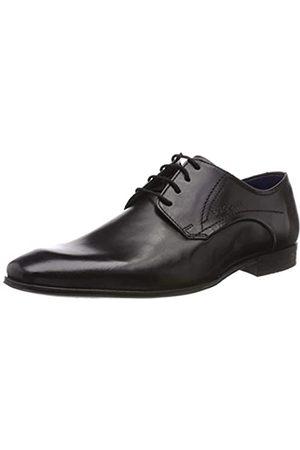 Bugatti 311666051000, Zapatos de Cordones Derby para Hombre, (Schwarz 1000)