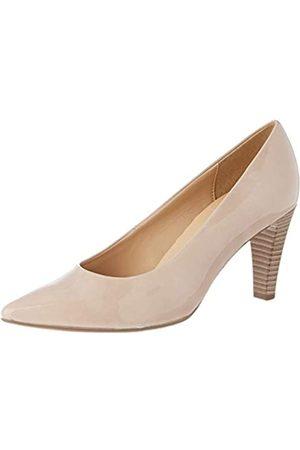 Gabor Shoes Gabor Fashion, Zapatos de Tacón para Mujer, (Sand 72)