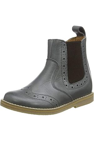 Froddo G3160100, Botas Chelsea Unisex Niños, (Grey I08)