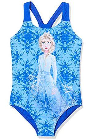 "Speedo Inserto Digital Disney Frozen 2"" Elsa Bañador, Niñas"