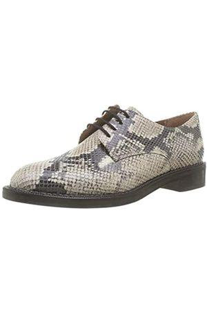 Frau Zapatos de Cordones Derby para Mujer, Roccia