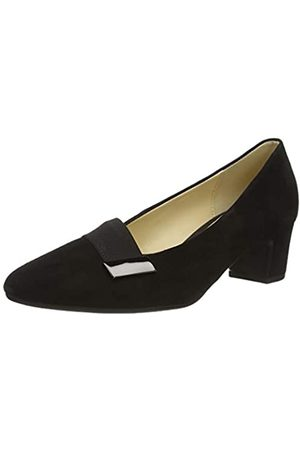 Gabor Shoes Gabor Fashion, Zapatos de Tacón para Mujer, (Schwarz 17)