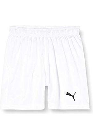 Puma Ligas Core Pants, Unisex niños, White/Black
