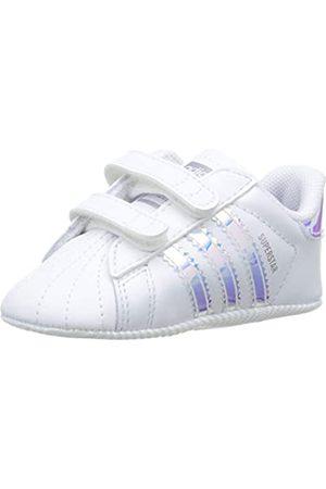 adidas Zapatillas deportivas - Superstar Crib, Zapatillas Unisex bebé