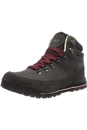 CMP Heka, Zapatos de High Rise Senderismo Hombre, (Arabica-Syrah 68bn)