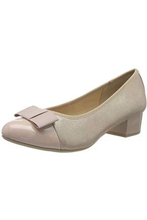 Caprice Anuschka, Zapatos de Tacón para Mujer, (Rose Comb 504)