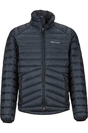 Marmot Highlander Down Jacket Plumas Aislante Ligera, 700 Pulgadas Cúbicas, Chaqueta para Exteriores, Anorak Agua, Resistente Al Viento, Hombre