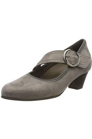 Gabor Shoes Comfort Basic, Zapatos de Tacón para Mujer, (Fango 12)