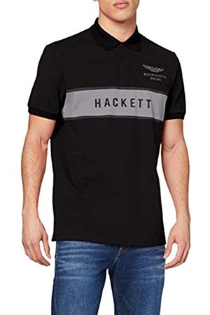 Hackett Amr Chest Panel Camiseta