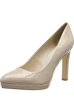 Buffalo H748-1 New, Zapatos de Tacón para Mujer, (Nude 01 000)