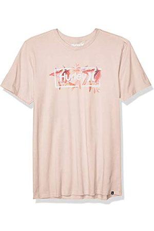 Hurley M Brotanical S/S tee Camisetas, Hombre