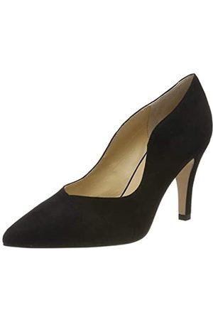 Caprice Effi, Zapatos de Tacón para Mujer, (Black Suede 4)