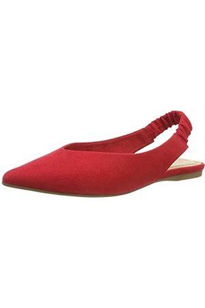 s.Oliver 5-5-29401-22 500, Zapatos de Talón Abierto para Mujer, (Red