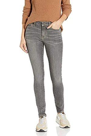 Goodthreads Mid-Rise Skinny Jeans, Hi-lo Grey