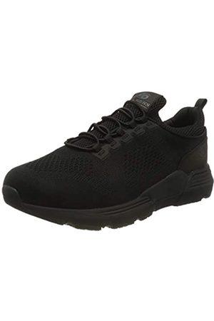 Dockers 46fz001-706100, Zapatillas para Hombre, (Schwarz 100)