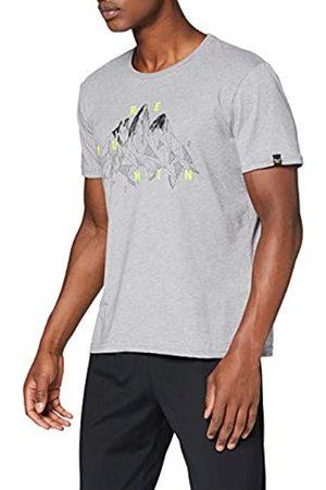 Salewa Illustration Dri-Rel M S/S tee Camiseta, Hombre