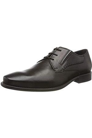 Daniel Hechter 811784011000, Zapatos de Cordones Derby para Hombre, (Dark Brown 6100)