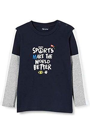 Brums T-Shirt Jersey Ins. Camiseta de Manga Larga