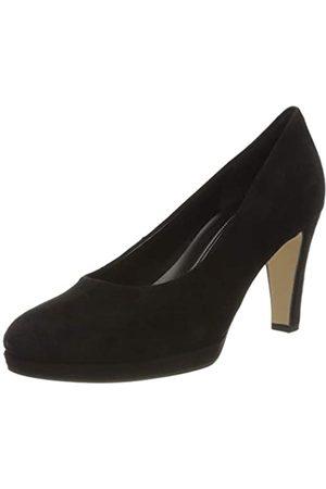 Gabor Shoes Gabor Fashion, Zapatos de Tacón para Mujer, (Schwarz 47)