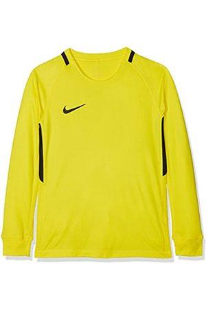 Nike Kids' Park III Football Long Sleeved t-Shirt, Unisex niños, / (OPTI Yellow/Black)