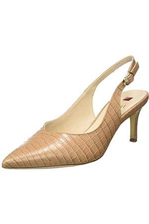 Högl Sky, Zapatos con Tira de Tobillo para Mujer, (Nude 1800)